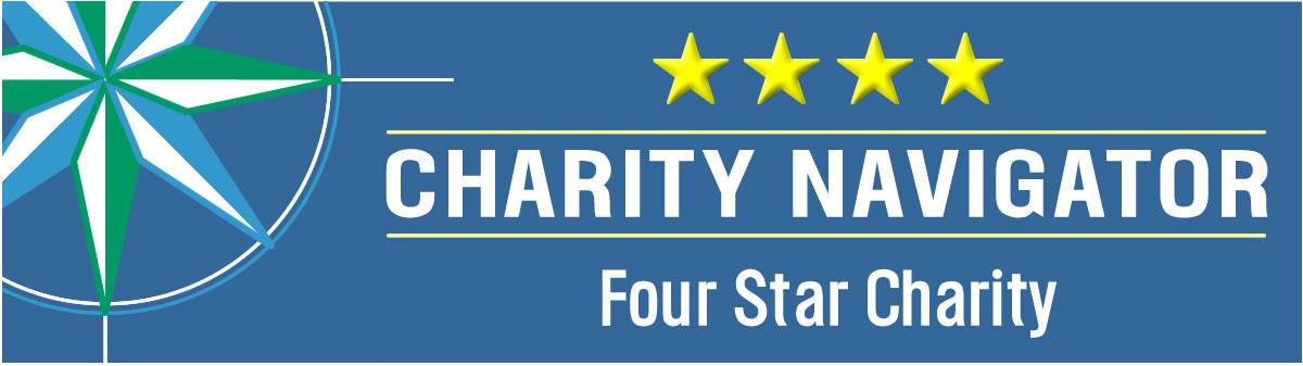 4-star charity navigator banner