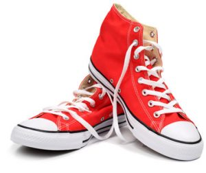 Image of Red Shoes, the signature of RMHC Bay Area Young Professionals Network