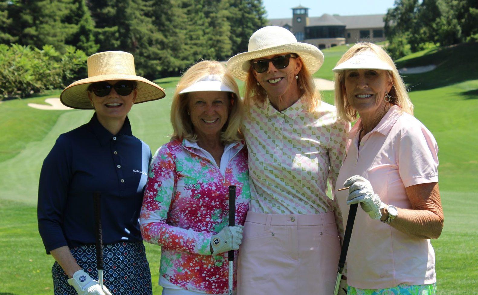 Women golfing for RMHC